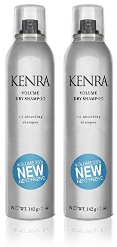 Kenra Volume Dry Shampoo, 5-Ounce (2-Pack) (Best Dry Shampoo For Volume)