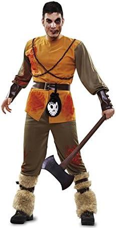 Disfrazzes - Disfraz de cazador de cuento zombie para hombre talla ...