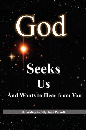 God Seeks Us