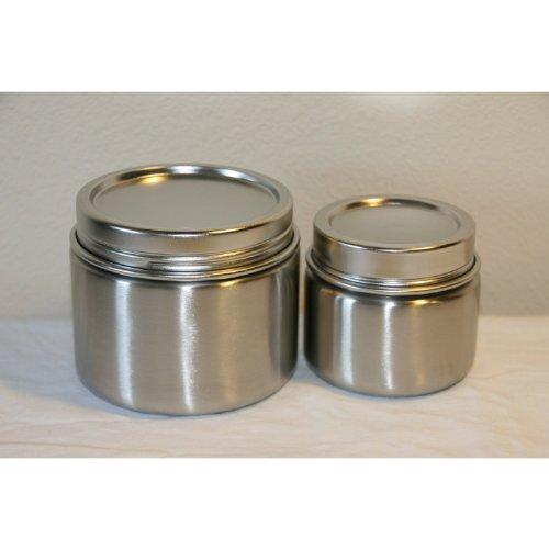 8 oz yogurt containers - 5