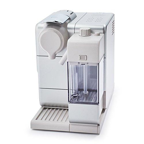 DeLonghi De'Longhi Nespresso Lattissima Touch, White, Silver