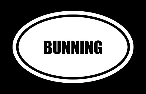 6-die-cut-white-vinyl-bunning-name-oval-euro-style-decal-sticker