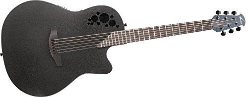 Ovation 1778T Elite T Series Acoustic-Electric Guitar Black