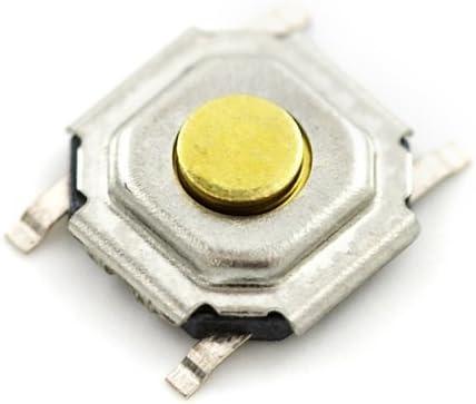 10 St Smd Sub Miniatur Taster Neu Superflach Kleinste Abmessungen Perfekt Für Fernbedienungen Und Autoffb Beleuchtung