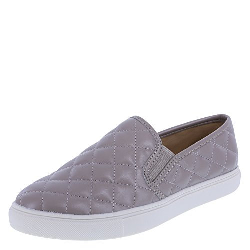 Slip On Quilted Crave Brash Women's Taupe 4qZ7wt