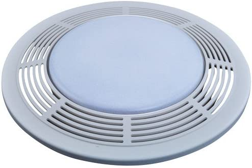 Nutone S97017702 Grill Assembly for 8663RP, 8664RP, 750, 751, and N750 Ventilation Fan Light Combos