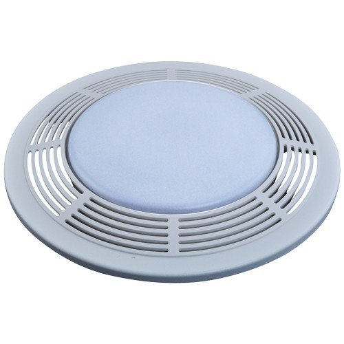 Nutone S97017702 Grill Assembly for 8663RP, 8664RP, 750, 751, and N750 Ventilation Fan/ Light Combos