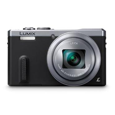 Panasonic Lumix DMC-ZS40S Adventure Camera with 30x Super Zoom (Silver)