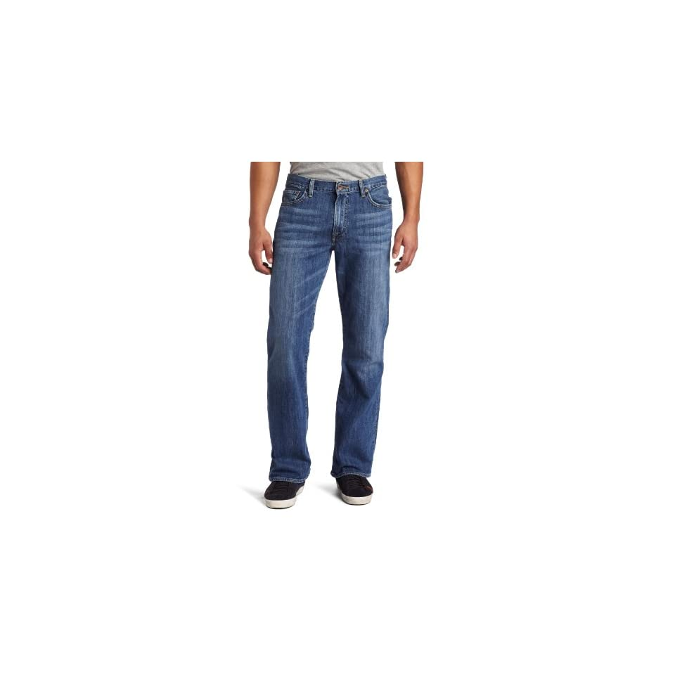 Lucky Brand Mens 367 Vintage Bootcut Jean In Nugget
