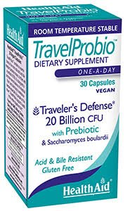 TravelProbio by HealthAid