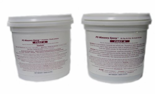 071120 Pc Products Masonry Repair Epoxy 1 gal Pail Gray