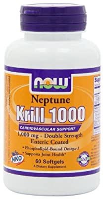 Neptune Krill Oil from NOW Foods