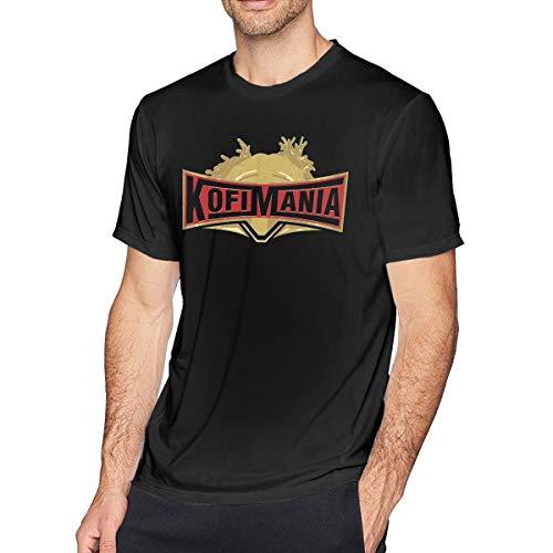 XXL Kofi Kingston KofiMania Man's T Shirt XXL Black -