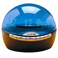 Olympia OL 3000 Infoglobe Identificador de llamadas digital con reloj en tiempo real