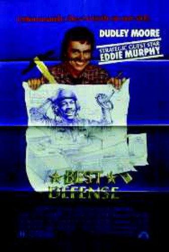 Best Defense Dudley Moore Eddie Murphy 27X41 Original Movie Poster