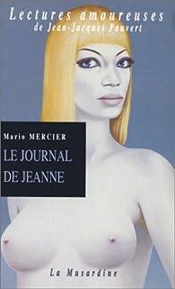 Le Journal de Jeanne par Mario Mercier