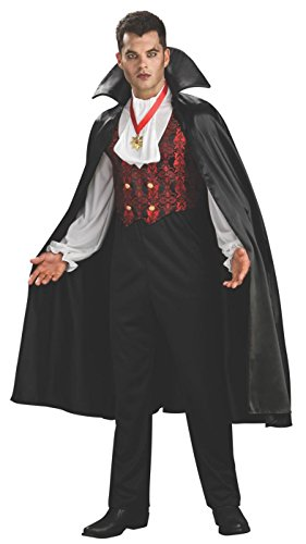 Rubie's Men's Transylvania Vampire Costume, As Shown, -