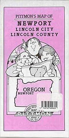 Newport Lincoln Oregon 9780528995200 Amazon Com Books