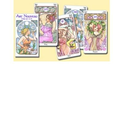 Art Nouveau Orakel: 36 Orakel-Karten (Cards)(English / French / German / Italian / Spanish) - Common ebook