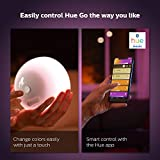Philips Hue Go White and Color Portable Dimmable