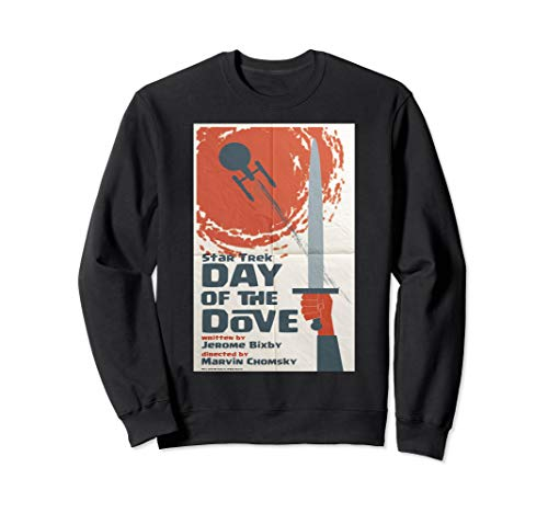Star Trek Original Series Day Of The Dove Sweatshirt