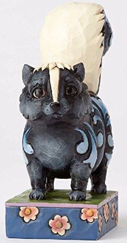 Jim Shore Heartwood Creek Lil Stinker Pint Sized Loveable Skunk Figurine 4057700