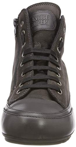 Grau Women's Trainers 000 Grigio High Top Cooper Candice Nabuk AYwn5qOaS
