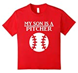 My Son Is A Pitcher Baseball T-Shirt