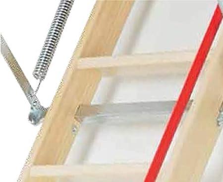 Echelle escamotable BBC Hauteur maximale sous plafond 2.80m