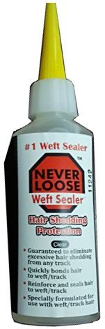 never loose weft sealer - 2