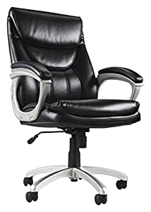 TUL EC 600 Executive Chair, Black