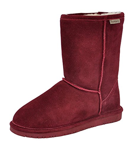 Snow Short Emma BEARPAW Boot Wine Women's SZx0ARqw7H
