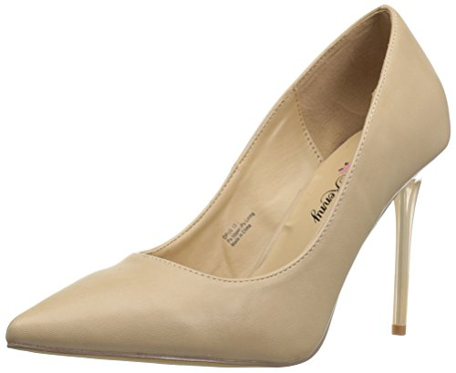Penny Loves Kenny Women's Opus-Glass Dress Pump Nude