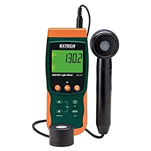 Extech SDL470 UVA/UVC Light Meter and Datalogger
