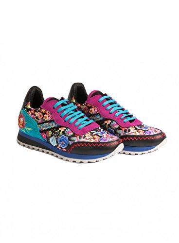Johnny Was Keya Combo Sneaker - Cs1017 Multi