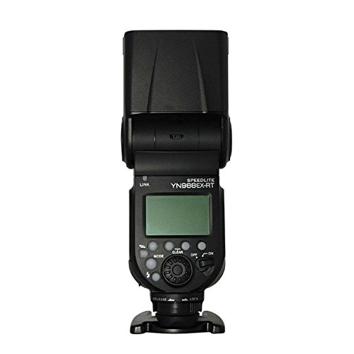 YONGNUO YN968EX-RT LED Wireless Flash Speedlite Master TTL HSS for Canon Digital Cameras by Yongnuo