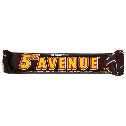 5th Avenue Candy B07N4N39P3 Bar 2-Ounce of Bars (Pack of 36) Bars [並行輸入品] B07N4N39P3, 作務衣と甚平 和専門店 ひめか:8d4516e0 --- ijpba.info