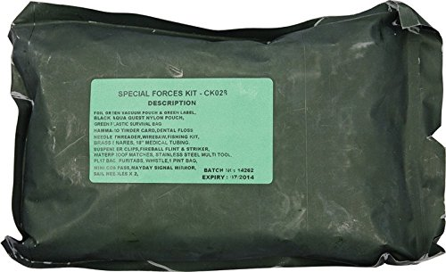 Bushcraft Special Forces Survival Kit