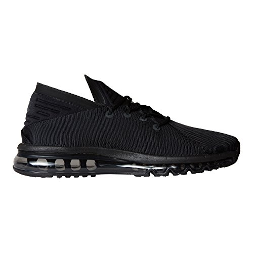 Nike Mens Air Max Flair Scarpe Da Corsa Nero / Antracite-nero