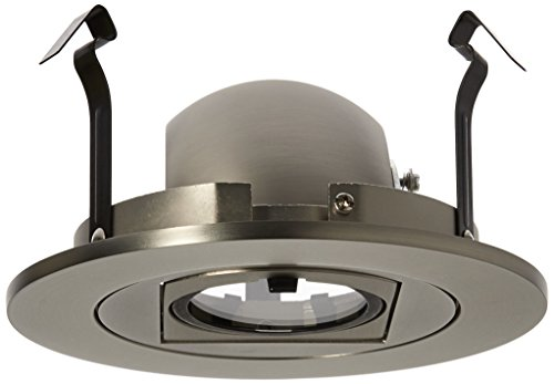 WAC Lighting HR-D425-BN Recessed Low Voltage Trim Adjust Spot by WAC Lighting