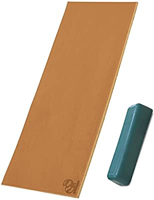 Leather Strop Honing Sharpening