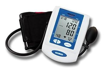 amazon com samsung healthy living bm 501s manual digital blood rh amazon com ReliOn Blood Pressure Monitor Accuracy Omron Blood Pressure Monitor