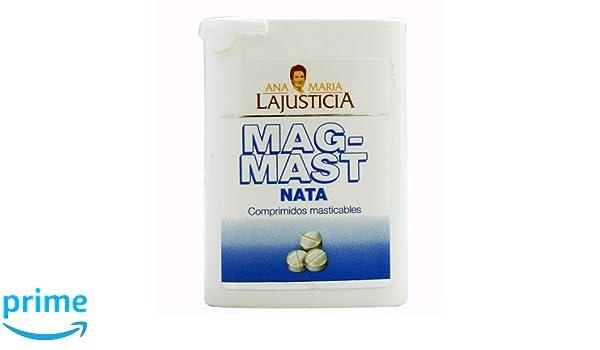 Ana María Lajusticia Mag-Mast - 36 Cápsulas: Amazon.es: Salud y ...