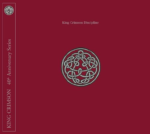 Discipline: 40th Anniversary Series (N The Court Of The Crimson King)