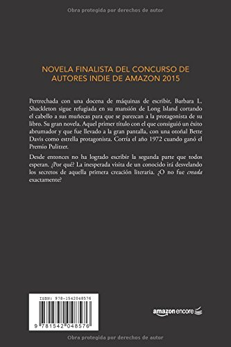 Amazon.com: La novelista fingida (Spanish Edition) (9781542048576): Rafael R. Costa: Books