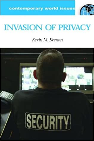 invasion of privacy keenan kevin m