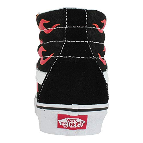 Unisex Sk8 Negro Vans rojo Zapatillas hi zSaxfq