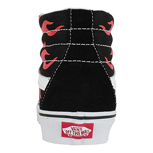 Sneaker Vans unisex HI U Black adulto VKYA7ZR SK8 qTw4ITv