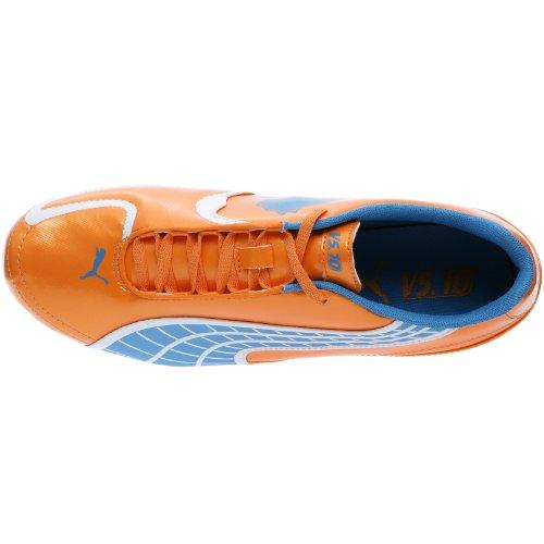 Puma V5.10 Ii I Fg Mens Scarpe Da Calcio / Tacchette Arancione