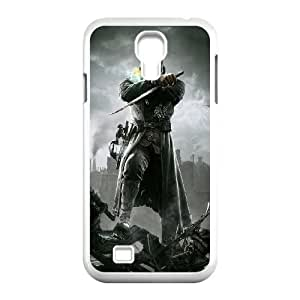 Samsung Galaxy S4 9500 Cell Phone Case White Darksiders 006 NT2830696